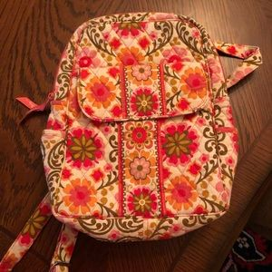 Vera Bradley small back pack